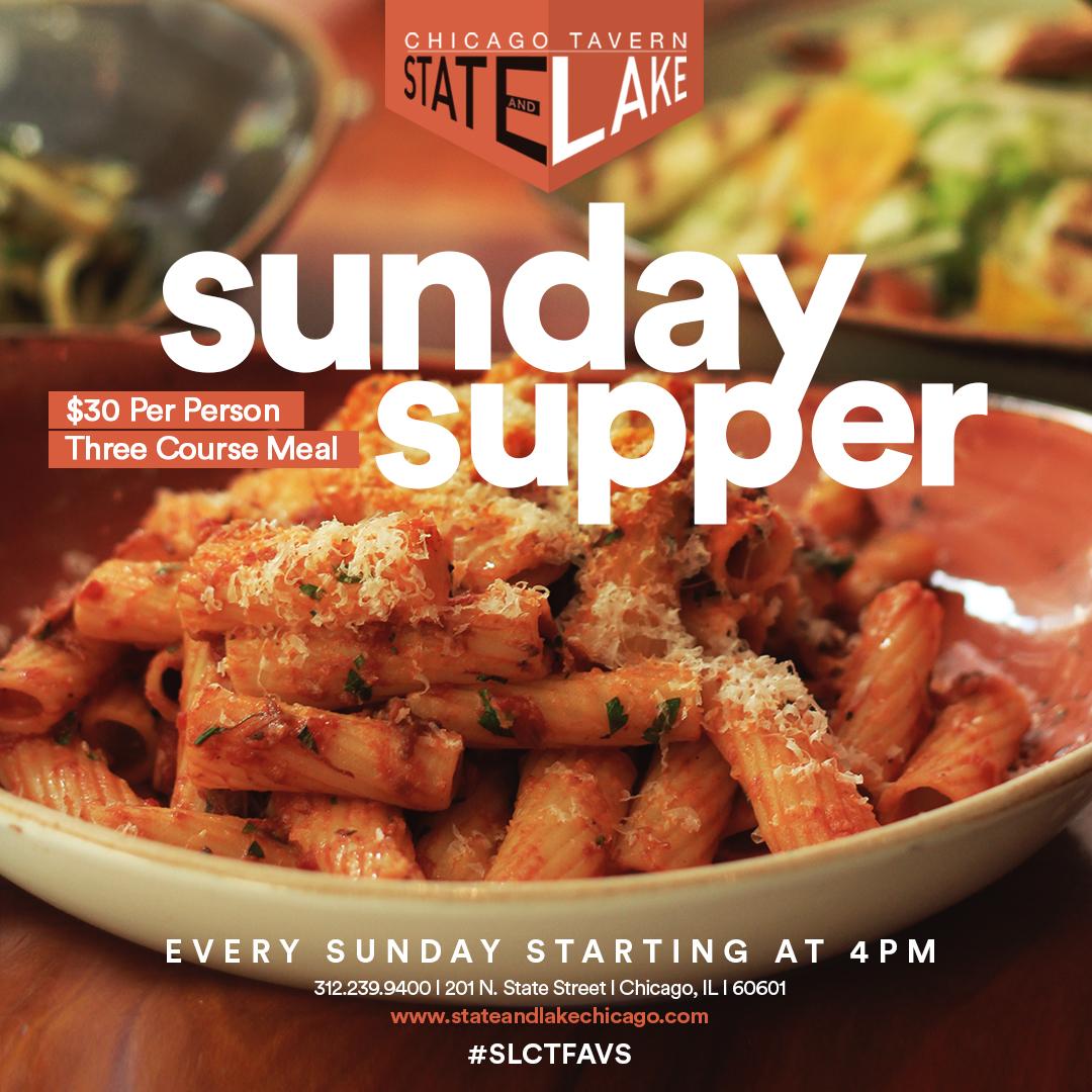 StateandLake SundaySupper2018 IG